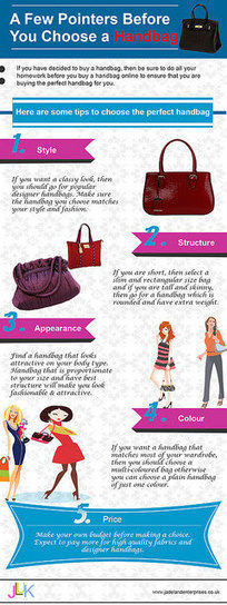 Factors to Consider While Buying Handbag | Shopping | Scoop.it