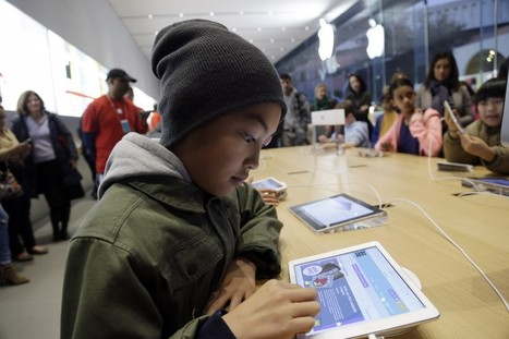 Scenes from the week-long 'Hour of Code' - Washington Post | iPads in Education | Scoop.it