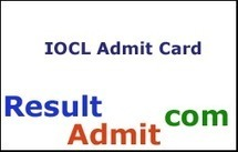 IOCL Admit Card 2016 Download Call Letter Exam Date | JobsResult.in | Scoop.it