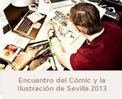 XII Encuentro del Cómic de Sevilla | Arte y Cultura en circulación | Scoop.it