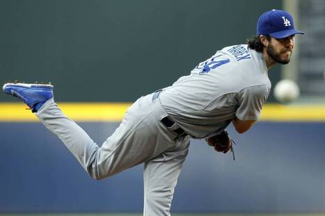Dodgers Vs. Braves Recap: Barney, Haren Shine In Win | Dodger Social News Roundup | Scoop.it