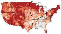 Massive draft report warns warming is changing life in US   Life Sciences and society   Scoop.it