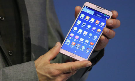 Galaxy note 3 : Première impression | MobileApps | Scoop.it