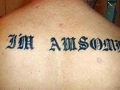 Think before you ink: Hilarious tattoo howlers | Weird | News | Daily ... | DEF | Scoop.it