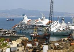 Love Boat turns deadly: Two killed by toxic gases when dismantling famed ship   SugarCRM Plugins   Scoop.it