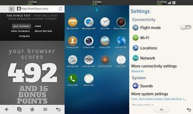 TIZEN 2.0 Magnolia on Samsung smartphone [Video] | Android Smartphone News | Scoop.it