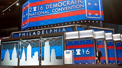 Democratic National Convention begins in Philadelphia | MOVIES VIDEOS & PICS | Scoop.it