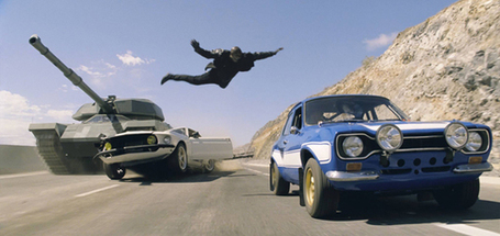 Fast & Furious 6 - South Florida Movie Reviews by I Rate Films | Film reviews | Scoop.it