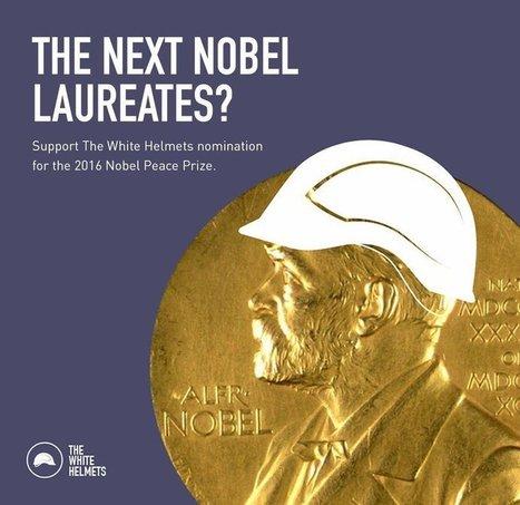 CNA: Nominar a los Cascos Blancos al Nobel de la Paz iguala en desvergüenza, al otorgado a Obama | La R-Evolución de ARMAK | Scoop.it