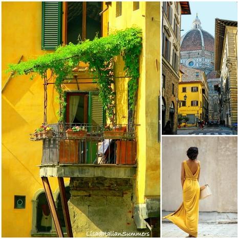 Florence op nummer één – Italian Summers via Ciao Tutti! | Italy Traveller | Scoop.it