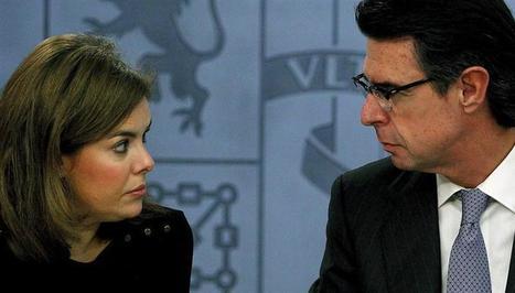 Soria paraliza las actividades de gas en Castor - Libertad Digital | Economía Austríaca | Scoop.it