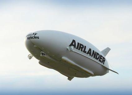 Premier décollage pour Airlander 10, le plus grand aéronef du monde | Aérostation, ballons et dirigeables | Scoop.it