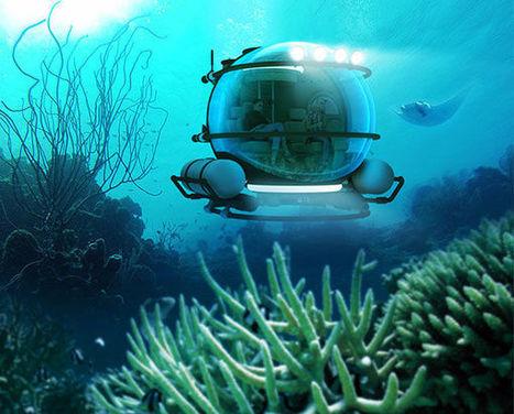 Manatee, le 1er sous-marin sans permis - Mon Coin Design | Design insolite | Scoop.it
