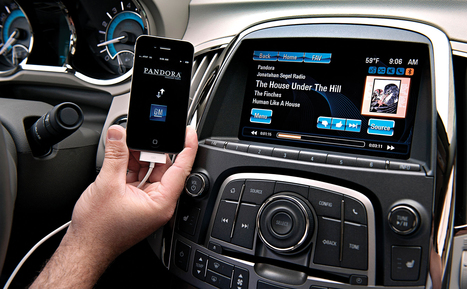 Technology makes it easy to connect with your car - Boston Globe | Technology and Marketing | Scoop.it