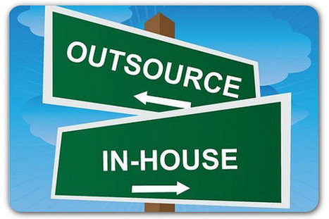 Should you outsource social media or handle it in-house?   Integrated Marketing PRIMER by Digital Viscosity   Scoop.it