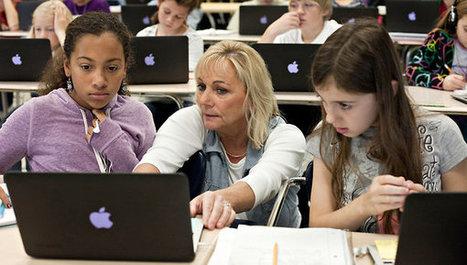 Mooresville School District, a Laptop Success Story | ICT4E | Scoop.it
