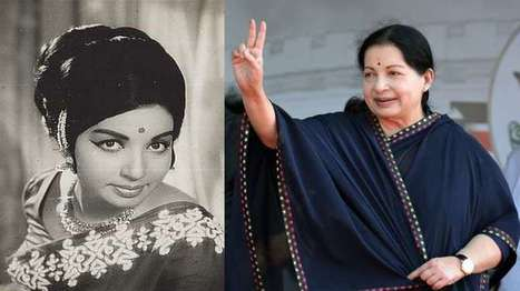Jayalalithaa: A shy actress who became Queen of Tamil Nadu | NewsX | Scoop.it