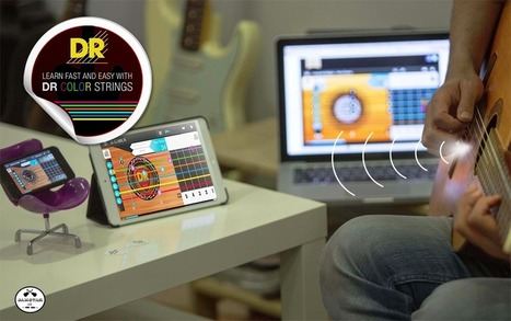Jamstar Acoustics | Auto Guitar Lessons deployed with Adobe AIR | flash interactive | Scoop.it