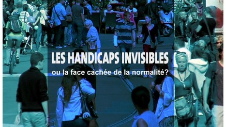 Les handicaps invisibles ou la face cachée de la normalité ? | I Wheel Share | Scoop.it