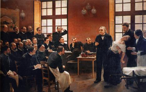 La Pissarderie: Une leçon clinique à la Salpêtrière | La Pissarderie | Scoop.it
