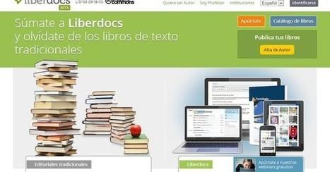 Liberdocs, libros de texto bajo licencia Creative Commons | idiomas, tics, educación, redes sociales | Scoop.it