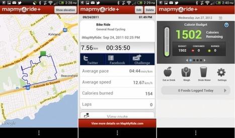 Cómo hacer rutas con Google Maps para salir en bici | Deporte y monte | Scoop.it