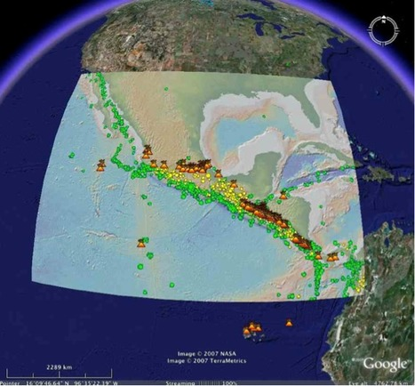 GOOGLE EARTH   Useful web 2.0 tools for Science Education   Scoop.it