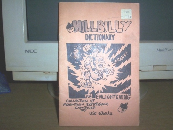 ~ VERY OLD ~ HILLBILLY DICTIONARY ~ | Kitsch | Scoop.it