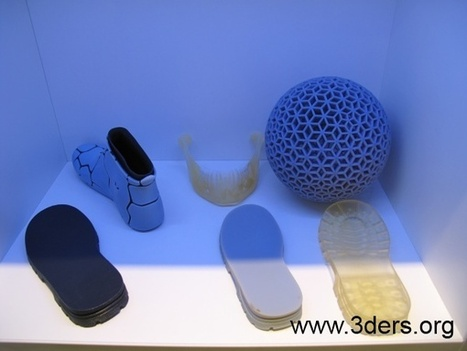 Stratasys to be acquired by HP or Epson?   3D_Materials journal   Scoop.it
