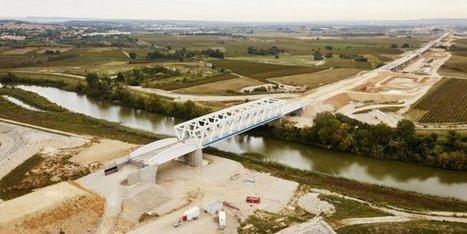 Gallargues : balade sur la future ligne ferroviaire - Midi Libre | CNM | Scoop.it