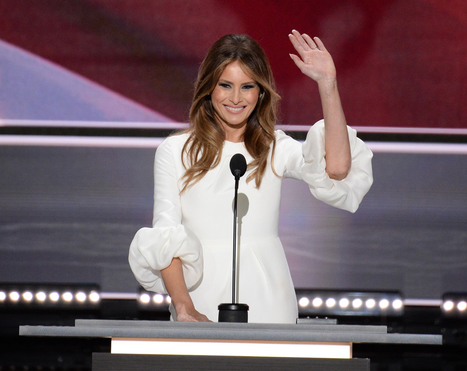 The problem with Melania's speech goes deeper than plagiarism | Story Lab | immersive media | Scoop.it