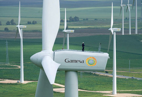 Gamesa Enters 234 MW O&M Deal In Italy | Wind Power O&M | Scoop.it