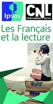 Les Français et la lecture - Etude du CNL | Library & Information Science | Scoop.it