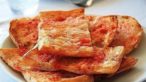 El origen no catalán del pan con tomate   Terminología   Scoop.it