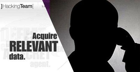 Loi Renseignement : la France a contacté Hacking Team | Libertés Numériques | Scoop.it