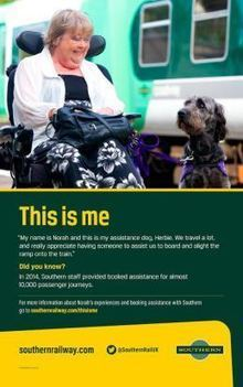 Southern offers help to disabled travellers | Accessible Travel | Scoop.it