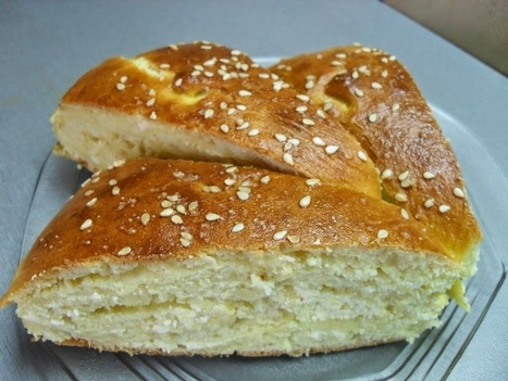 Unusual Cottage Cheese Bread ~ ibaketoday | IBakeToday | Scoop.it