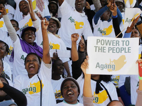 Africa in Transition » New South African Political Party AgangSA Gets Support from an Unexpected Quarter | Africa | Scoop.it