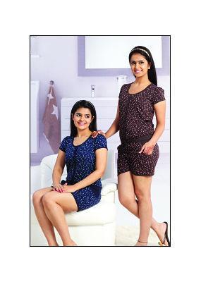 Girls Nightwear Cotton Half sleeves Jumpsuit at Online SDL   Buy Nightwear & Sleepwear Online in India - SDL By SweetDreams   Scoop.it