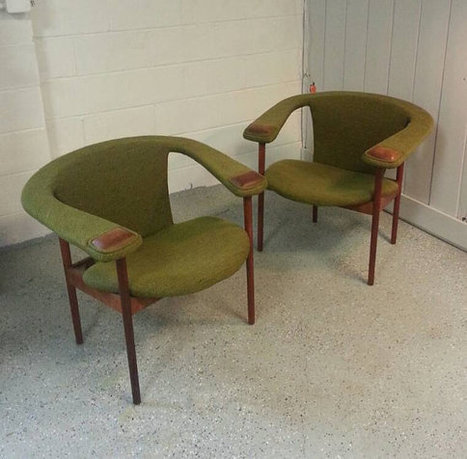 Mid Century Chairs | whats been spotted on etsy today? | Scoop.it