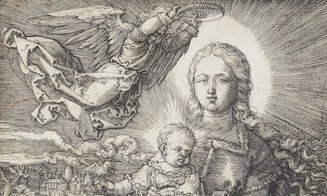 Man Discovers a Lost 500-Year-Old Albrecht Dürer Engraving at a Flea Market | Le It e Amo ✪ | Scoop.it