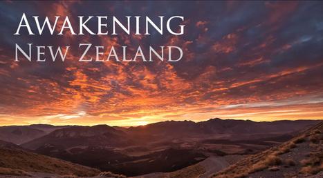Awakening: New Zealand Timelapse by Martin Heck | Sea Buckthorn | Scoop.it