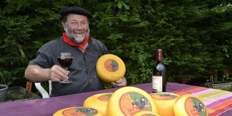 Sud Ouest : Un nouveau fromage vient de naître | The Voice of Cheese | Scoop.it