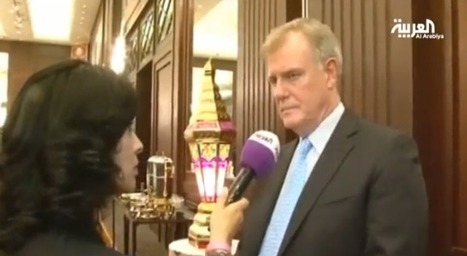 Video - Interview de l'Ambassadeur de l'UE en Egypte: nous sommes attachés à entendre la position des Frères musulmans | Égypt-actus | Scoop.it