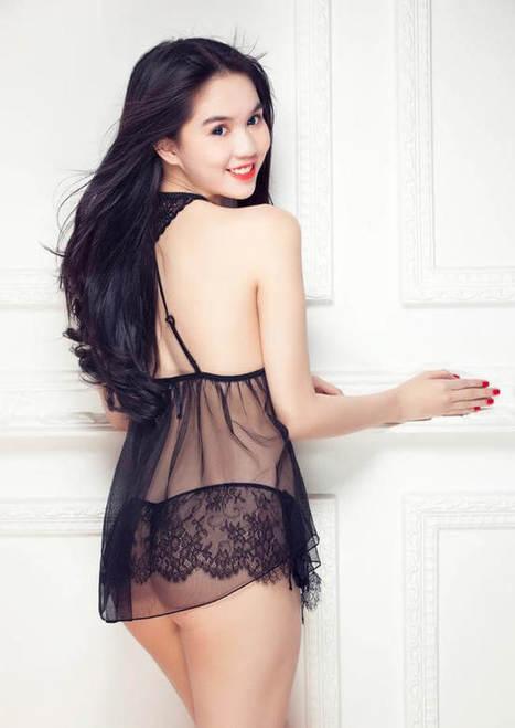 Tủ đồ của những cô gái hư không thể thiếu váy ngủ | pic beautifull | Scoop.it