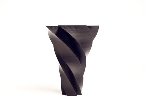 Giant Plus Vase by jameswood - Thingiverse | product design | Scoop.it