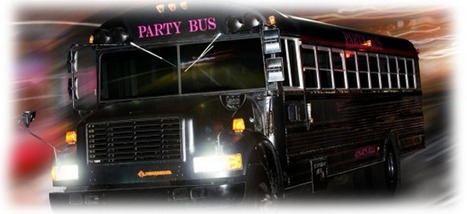 Rent a Party Bus in Chicago | Marketing | Scoop.it