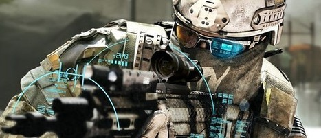 The military's new Google Glass streams TONS of futuristic battle data | Nouvelles IHM | Scoop.it