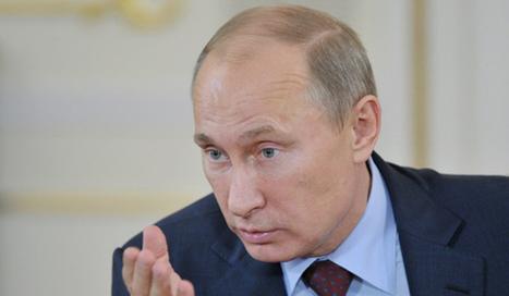 Poutine dénonce les tentatives d'affaiblir la Russie à l'aide de l'islam radical | JOURNAL LE COMMUN'ART | Scoop.it
