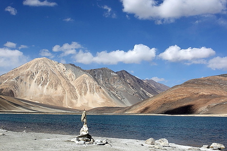 Enjoy Trekking in Ladakh in ice covered mountains for best adventure | Ladakh Vacation | Scoop.it